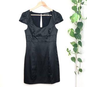 Guess Vintage 90's Cap Sleeve Silky Mini Dress S/M